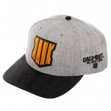 Call of Duty Black Ops 4 Snapback Hat Logo