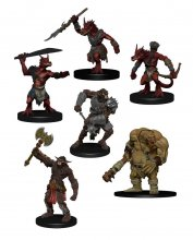D&D Icons of the Realms Miniatures 6-Pack Monster Pack: Cave Def