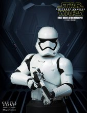 Star Wars Episode VII Bust 1/6 First Order Stormtrooper Deluxe M