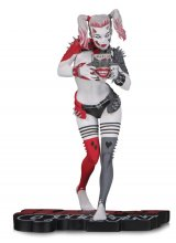 DC Comics Red, White & Black Socha Harley Quinn by Greg Horn 16