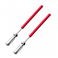 Star Wars Earrings Red Light Saber