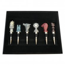 Game Of Thrones House Sigil Wine Stoppers 6-Pack