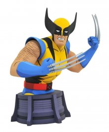 Marvel X-Men Animated Series Bust Wolverine 15 cm