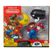 World of Nintendo mini figurka 3-Pack Super Mario Odyssey 6 cm