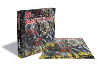 Iron Maiden Puzzle The Number of the Beast