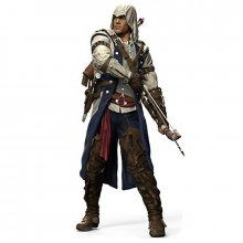 Figurka Assassins Creed III Color Tops Connor 18 cm