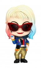 Birds of Prey Cosbaby mini figurka Harley Quinn (Getaway Look Ve