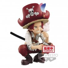 One Piece DXF Grandline Children PVC Socha Shanks (Wano Kuni) 9