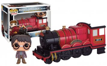 Harry Potter POP! Rides Vinyl Vehicle with Figure Hogwarts Expre