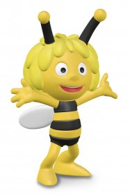 Maya the Bee Figure Maya (standing) 7 cm