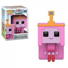 Adventure Time / Minecraft POP! Television Vinylová Figurka Prin