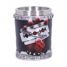 Judas Priest Shot Glass British Steel