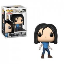 Alita: Battle Angel POP! Movies Vinylová Figurka Doll 9 cm