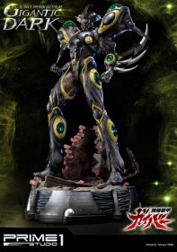 Guyver The Bioboosted Armor Socha Gigantic Dark 87 cm