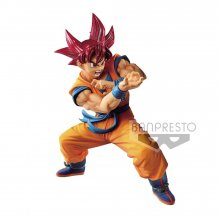 Dragonball GT Blood of Saiyans PVC Socha Super Saiyan God Son G