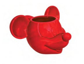 Mickey Mouse 3D Mug Red