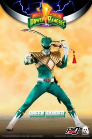 Mighty Morphin Power Rangers FigZero Akční figurka 1/6 Green Ran