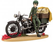 Kino's Journey ARTFXJ Socha 1/10 Kino Special First Edition 19