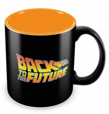 Back to the Future Hrnek Logo