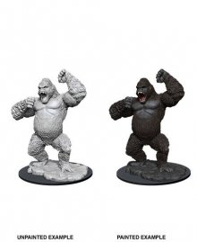 D&D Nolzur's Marvelous Miniatures Unpainted Miniatures Giant Ape