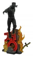 Black Panther Marvel Movie Premier Collection Statue Black Panth