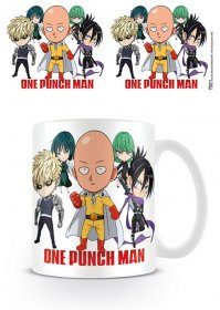 One Punch Man Hrnek Chibi