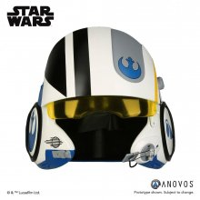 Star Wars Episode VII Replica 1/1 Poe Dameron Blue Squadron Helm