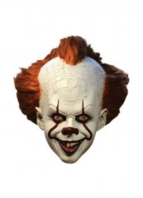 Stephen King's It 2017 latexová maska Pennywise Deluxe Edition