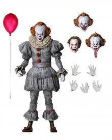 It Chapter Two Akční figurka Ultimate Pennywise 18 cm