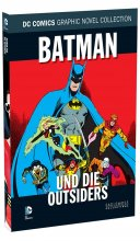 DC Comics Graphic Novel Collection #98 Batman: Und die Outsiders