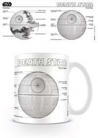 Star Wars Hrnek Death Star Sketch