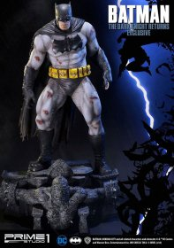 Batman The Dark Knight Returns 1/3 Sochas Batman & Batman Exclu