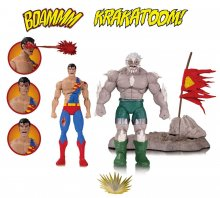 DC Comics Icons Akční figurka 2-Pack The Death of Superman 15 cm