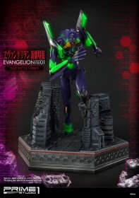 Neon Genesis Evangelion Socha Evangelion Test Type-01 Night Bat