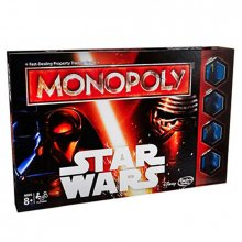 Monopoly Star Wars Episode VII