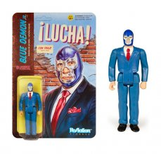 Legends of Lucha Libre ReAction Akční figurka Blue Demon Jr. in