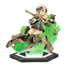 Frame Arms Girl PVC Socha Gourai Session Go!! 18 cm