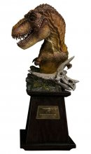 Paleontology World Museum Collection Series Bust Tyrannosaurus R