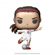 USWNT POP! Sports Vinylová Figurka Alex Morgan 9 cm
