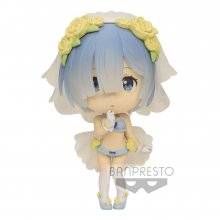 Re:Zero Starting Life in Another World ChiBi Kyun Figure Rem 6 c