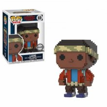 Stranger Things POP! 8-BIT Vinylová Figurka Lucas 9 cm