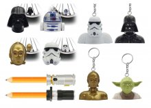 Star Wars Keychains Mystery Bags Display (12)