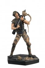 The Alien & Predator Figurine Collection Hicks (Aliens) 13 cm