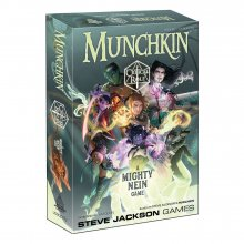 Munchkin karetní hra Critical Role *English Version*