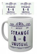 Beetlejuice Mug Strange and Unusual