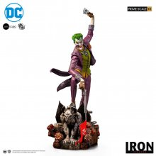 DC Comics Prime Scale Socha 1/3 The Joker by Ivan Reis 85 cm
