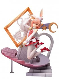 Fairy Tale Alice in Wonderland Socha Another White Rabbit 28 cm