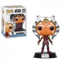Star Wars Clone Wars POP! Vinyl Bobble-Head Ahsoka 9 cm