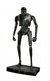 Star Wars Rogue One Life-Size Socha K-2SO 239 cm