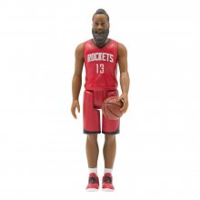 NBA ReAction Akční figurka Wave 1 James Harden (Rockets) 10 cm